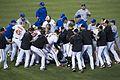 Baltimore Orioles, Kansas City Royals (27435031002).jpg