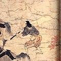 Ban Dainagon Ekotoba - man with flint sack.jpg