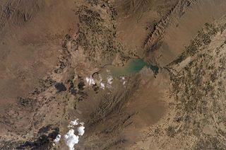 Sardeh Band Dam Dam in Andar District, Ghazni, Afghanistan