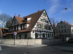 Banderbacher Straße in Zirndorf