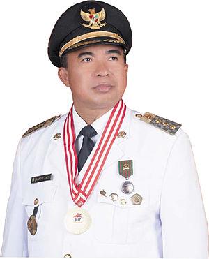 Kepahiang Regency - Mayor Dr. Bando Amin C. Kader, M.M.