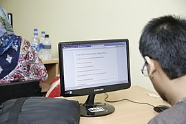 Bangla Wikipedia Workshop at Chittagong Independent University (16).JPG