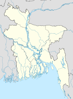 Pahartali Thana is located in Bangladesh