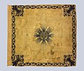 Banner of Louis XIV, King of France (r. 1643–1715) MET 14.28.2a 001 Aug2014.jpg