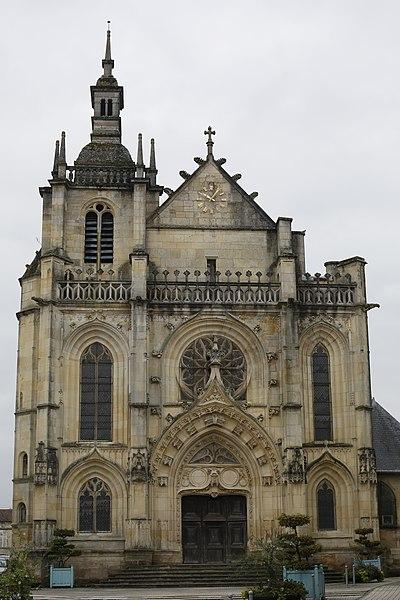 Église Saint-Étienne de Bar-le-Duc.