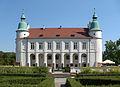 Baranów Sandomierski zamek (P1360189).JPG