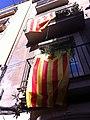 Barcelona. Catalonian Flags - panoramio (8).jpg