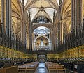 Barcelona Cathedral Interior - carved choir stalls.jpg