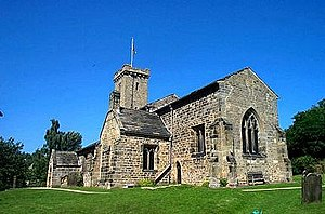Bardsey, West Yorkshire - All Hallows Church