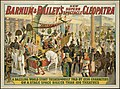 Barnum & Bailey's new superb spectacle Cleopatra - A dazzling world story tremendously told by 1250 characters on a stage space bigger than 100 theatres.jpg