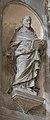 Barocque statue In Santa Maria della Salute Venice.JPG