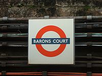Barons Court Tube sign.jpg