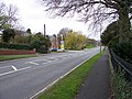 Barrow Road (A1077), Barton Upon Humber - geograph.org.uk - 1403593.jpg
