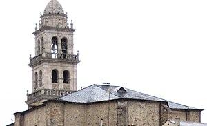 Basilica de la Encina, Camino de Santiago Francés