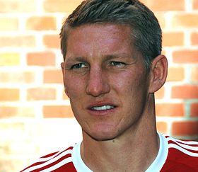 Image illustrative de l'article Bastian Schweinsteiger