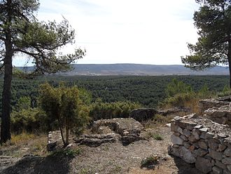 Alhorines Valley - Bastida de les Alcusses