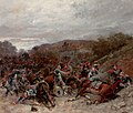 Battle Scene from the Franco-Prussian War-Wilfrid Constant Beauquesne-1896.jpg