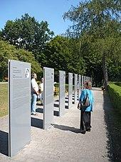 Verstummte Stimmen im Richard-Wagner-Park in Bayreuth (Quelle: Wikimedia)