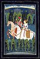 Baz Bahadur and Rupmati Hunting LACMA M.81.271.11.jpg