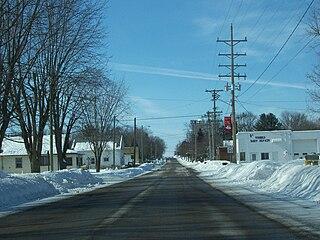 Bear Creek, Waupaca County, Wisconsin Town in Wisconsin, United States
