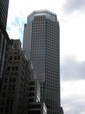383 Madison Avenue - Image: Bear Stearns