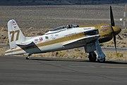 Bearcat Grumman F8F-2 Rare Bear