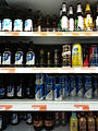 Beer in Turkish Cypriot supermarket.jpg