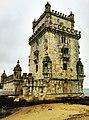 Belem Tower, Lisbon, Portugal - panoramio (4).jpg