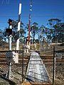 Bell railway station level crossing.JPG