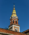 Bell tower of Sant'Antonio da Padova in Via Merulana.jpg