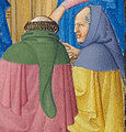 Belle Heures du duc de Berry - f094r - Raymond Diocrès expliquant les Écritures cropped.jpg