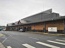 Bellingham International Airport, passenger terminal, June 2012.jpg