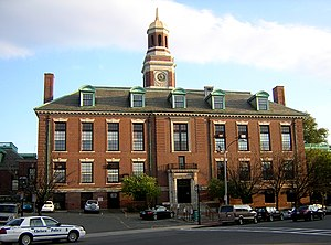 National Register of Historic Places listings in Suffolk County, Massachusetts - Image: Bellingham Square Historic District Chelsea MA 02