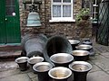 Bells at the bell foundry - geograph.org.uk - 1288319.jpg
