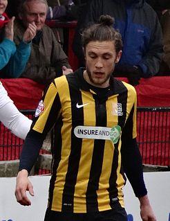 Ben Coker English footballer