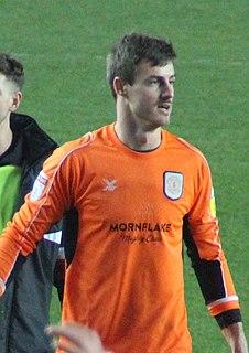 Ben Garratt English footballer