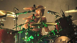 Ben Johnston (Scottish musician) British musician