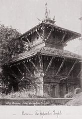 Benares, The Nepalese Temple LACMA M.90.24.65.jpg