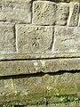 Bench Mark, St Mary's Church - geograph.org.uk - 2576553.jpg