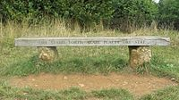 Bench at the Whispering Knights, Rollright Stones.jpg