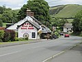 Bend by the pub - geograph.org.uk - 1458240.jpg