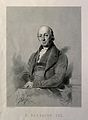 Benjamin Harrison. Stipple engraving by J. Posselwhite after Wellcome V0002572.jpg