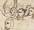 Benjamin Robert Haydon - Study For, Christ's Entry into Jerusalem - B1977.14.2672 - Yale Center for British Art.jpg