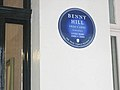 Benny Hill lived here.JPG