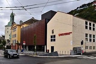 Bergen Cathedral School Upper secondary school in Norway