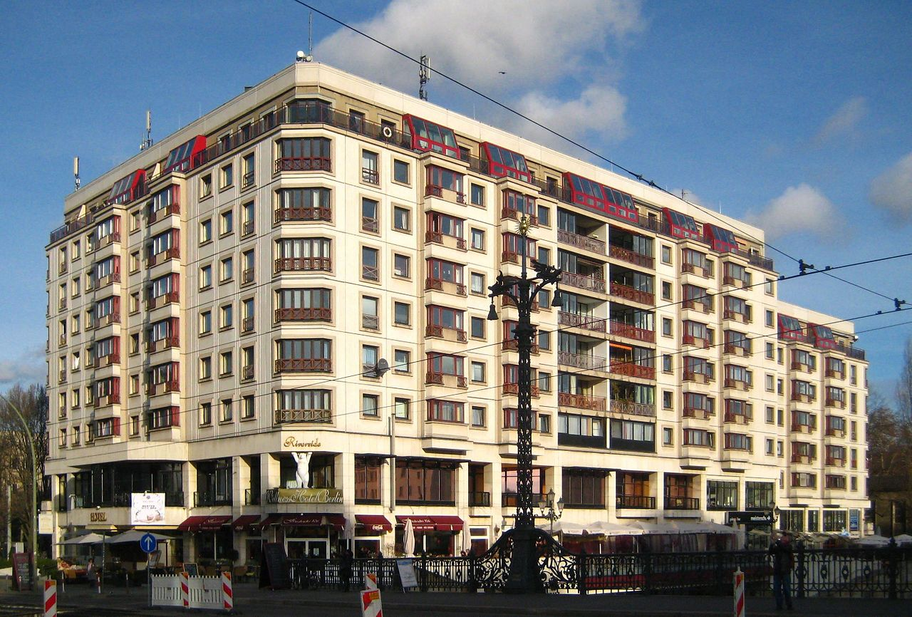 Hotel Riverside Berlin Tegel