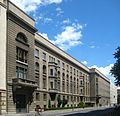 Berlin, Mitte, Russische Botschaft, Fassade Behrenstrasse.jpg