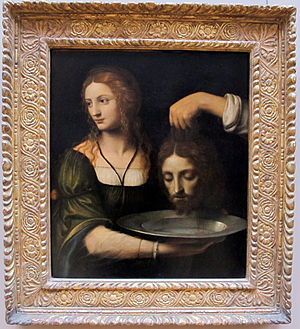 Salome with the Head of St. John the Baptist