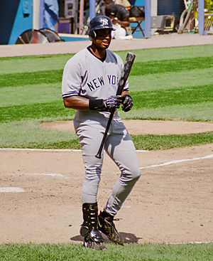 Bernie Williams - Williams in 1999