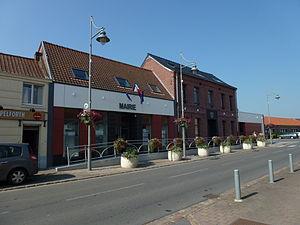 Beuvry-la-Forêt - Beuvry-la-Forêt Town Hall